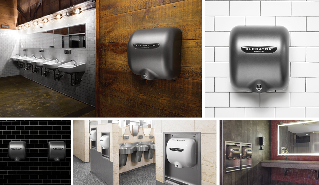 Energy Efficient Hand Dryers for Architect