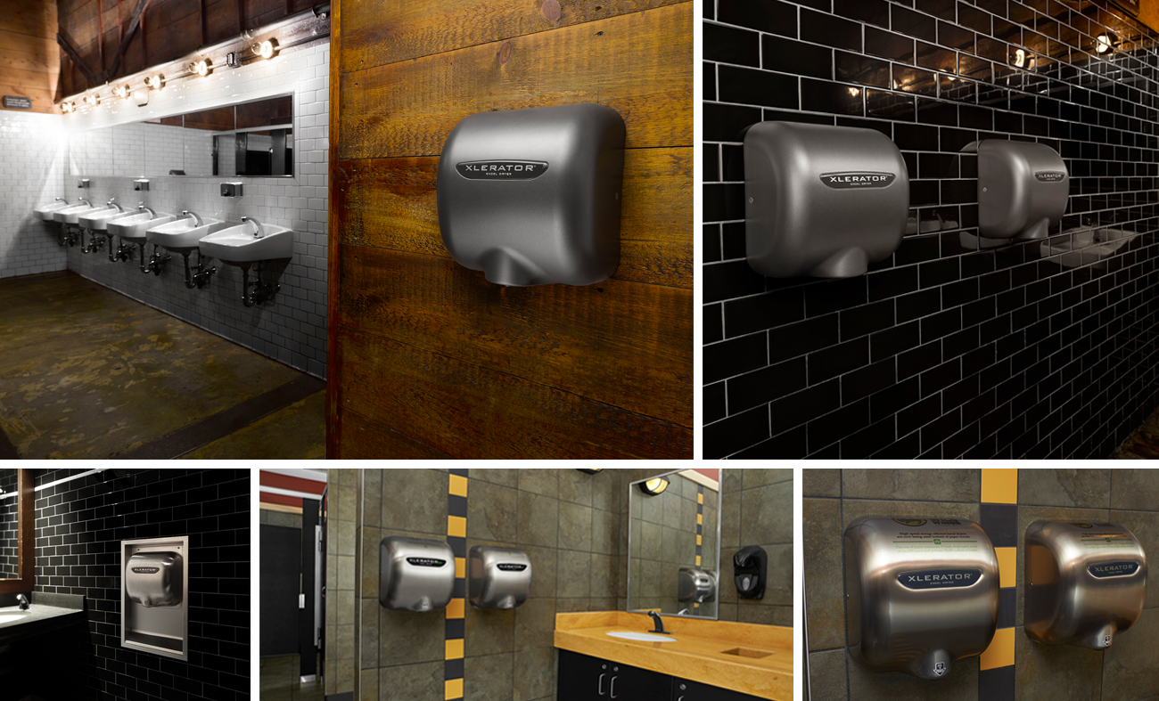 Energy Efficient Hand Dryers for Hospitality