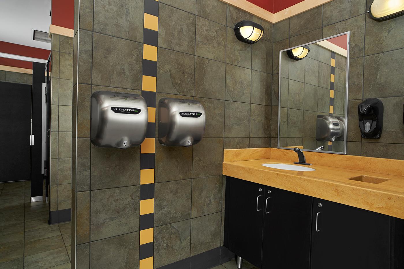 XLERATOReco® Hand Dryer on