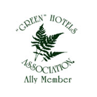 The Green Hotels Association endorses the XLERATOReco hand dryer