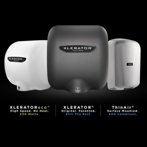 Hand Dryer Line from Excel Dryer