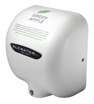 Green Apple XLERATOR Hand Dryer Cover