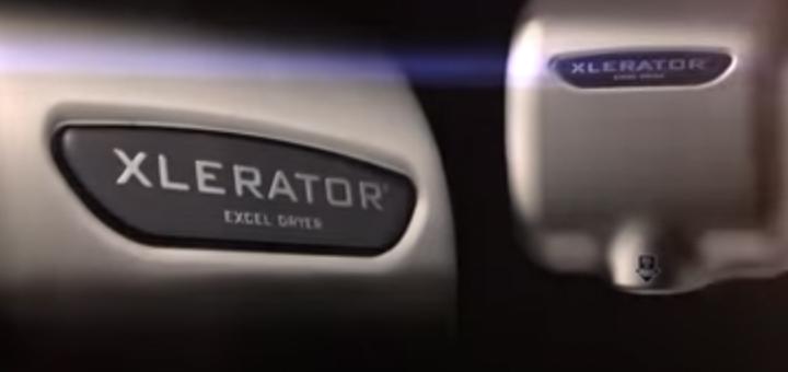 Xlerator Commercial Hand Dryer