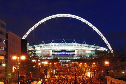 Wembley Stadium Installs Hand Dryers