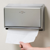 surface mount paper towel dispensers